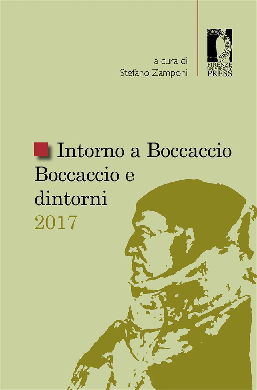 Intorno a Boccaccio / Boccaccio e dintorni 2017