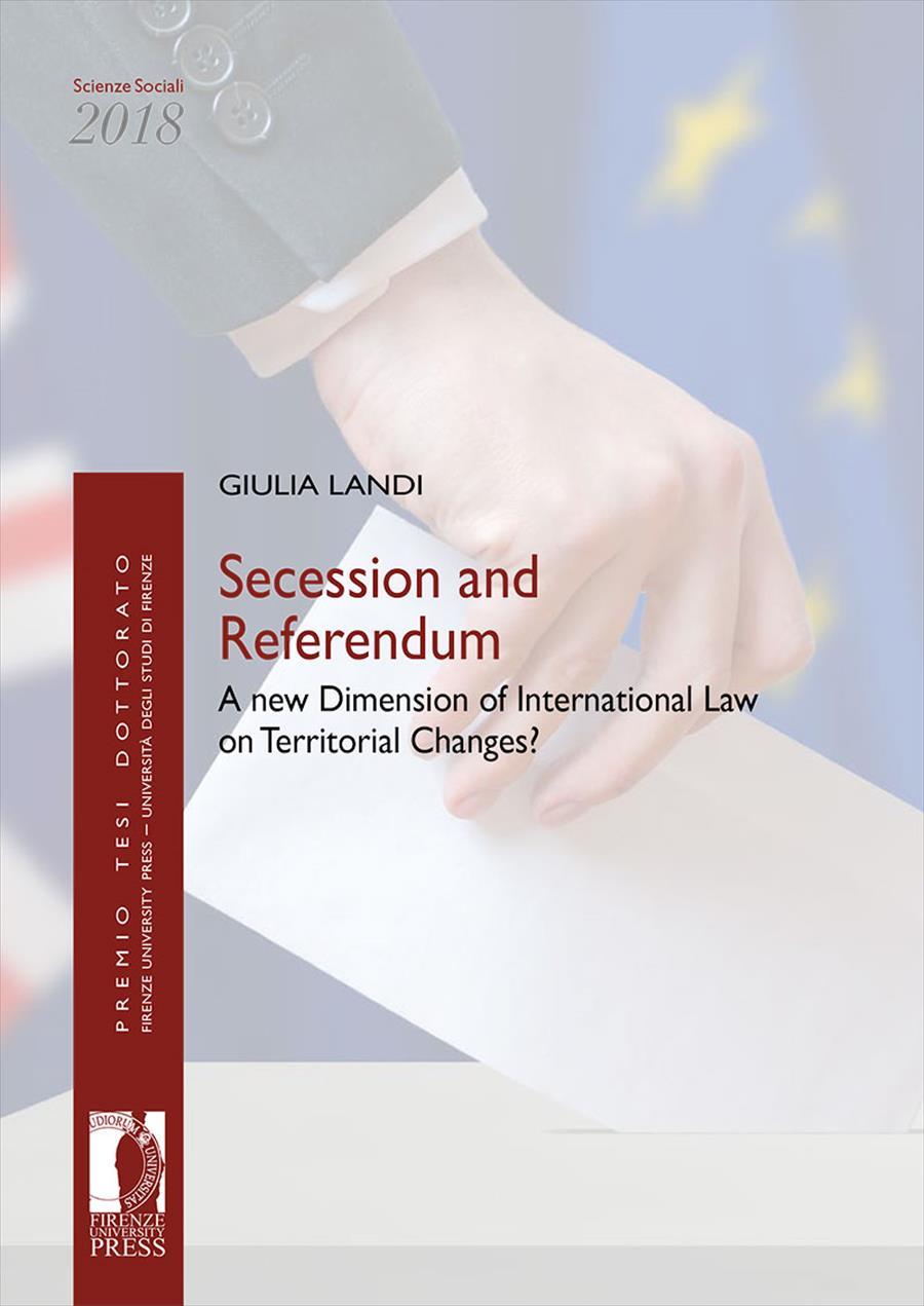 Secession and Referendum