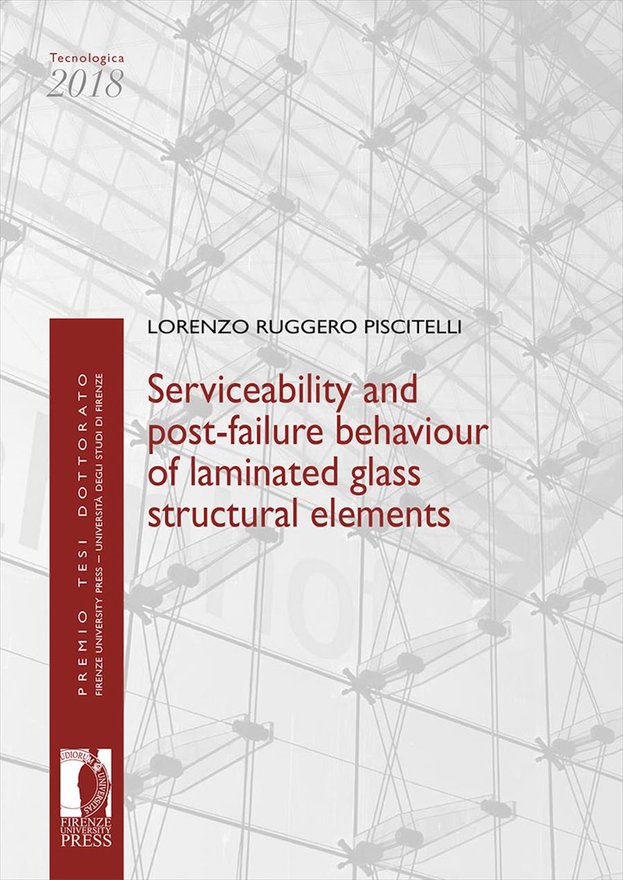 Serviceability and post-failure behaviour of laminated glass structural elements