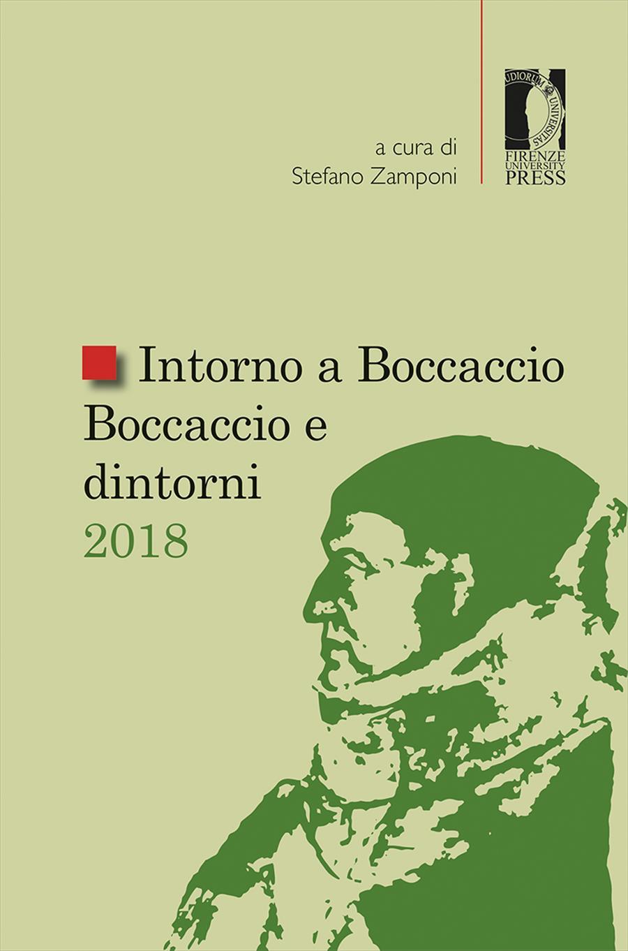 Intorno a Boccaccio / Boccaccio e dintorni 2018