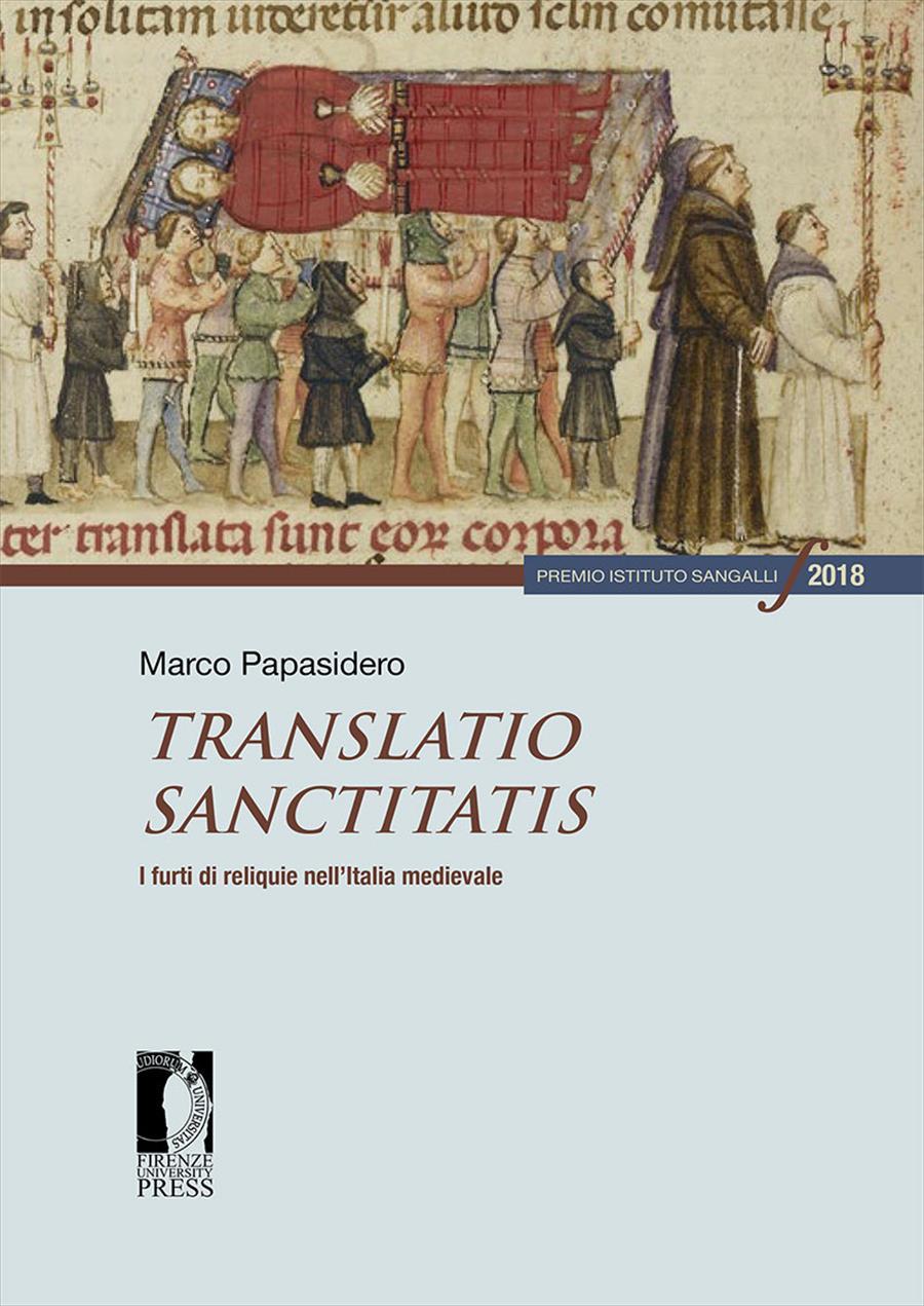 <i>Translatio sanctitatis</i>