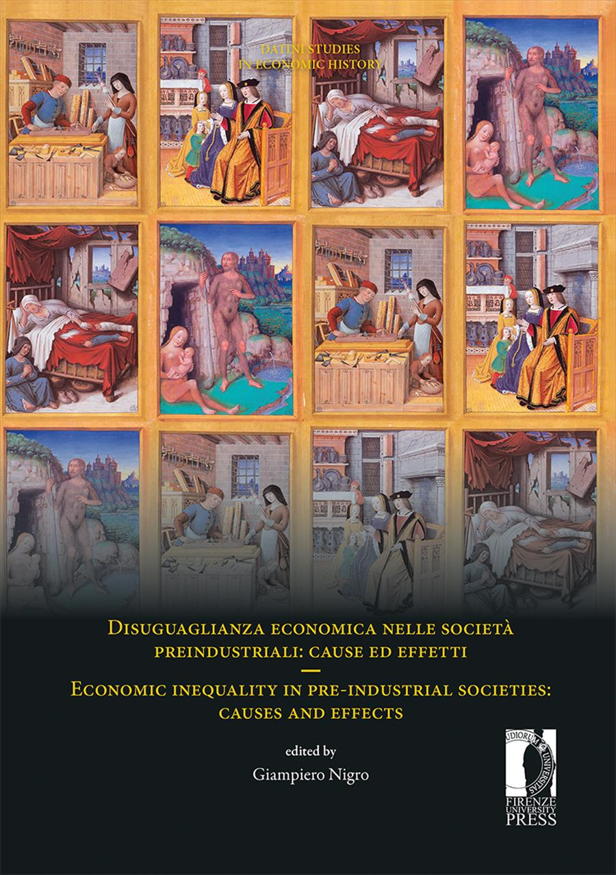 Disuguaglianza economica nelle società preindustriali: cause ed effetti / Economic inequality in pre-industrial societies: causes and effect