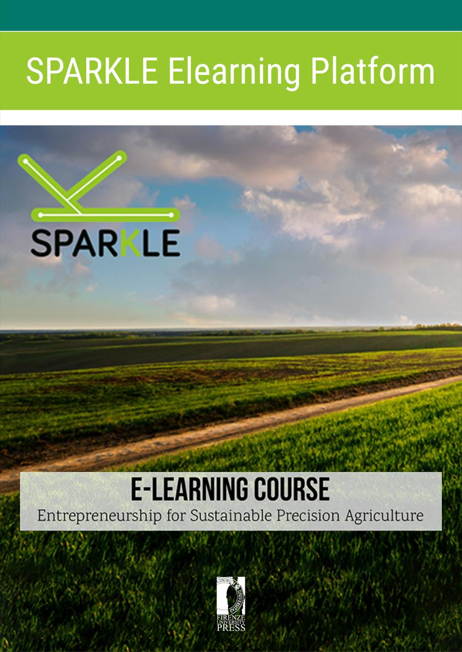 SPARKLE - Entrepreneurship for Sustainable Precision Agriculture