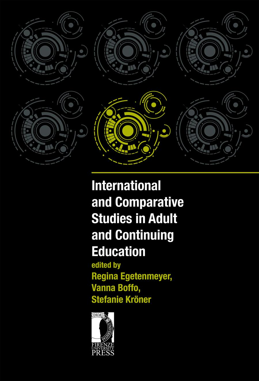 International and Comparative Studies in Adult and Continuing Education