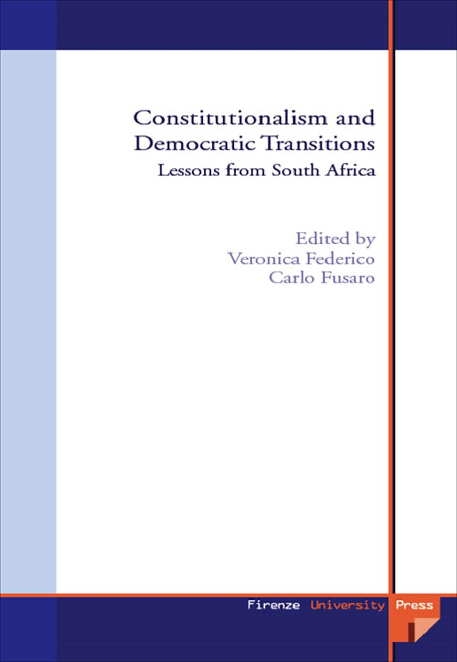 Constitutionalism and democratic transitions