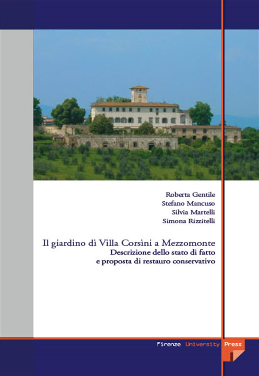 Il Giardino di Villa Corsini a Mezzomonte
