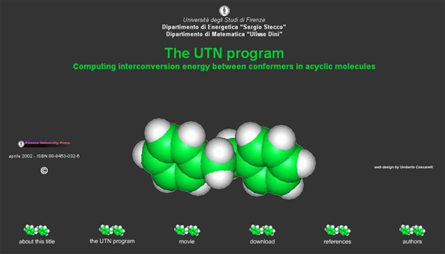 The UTN program
