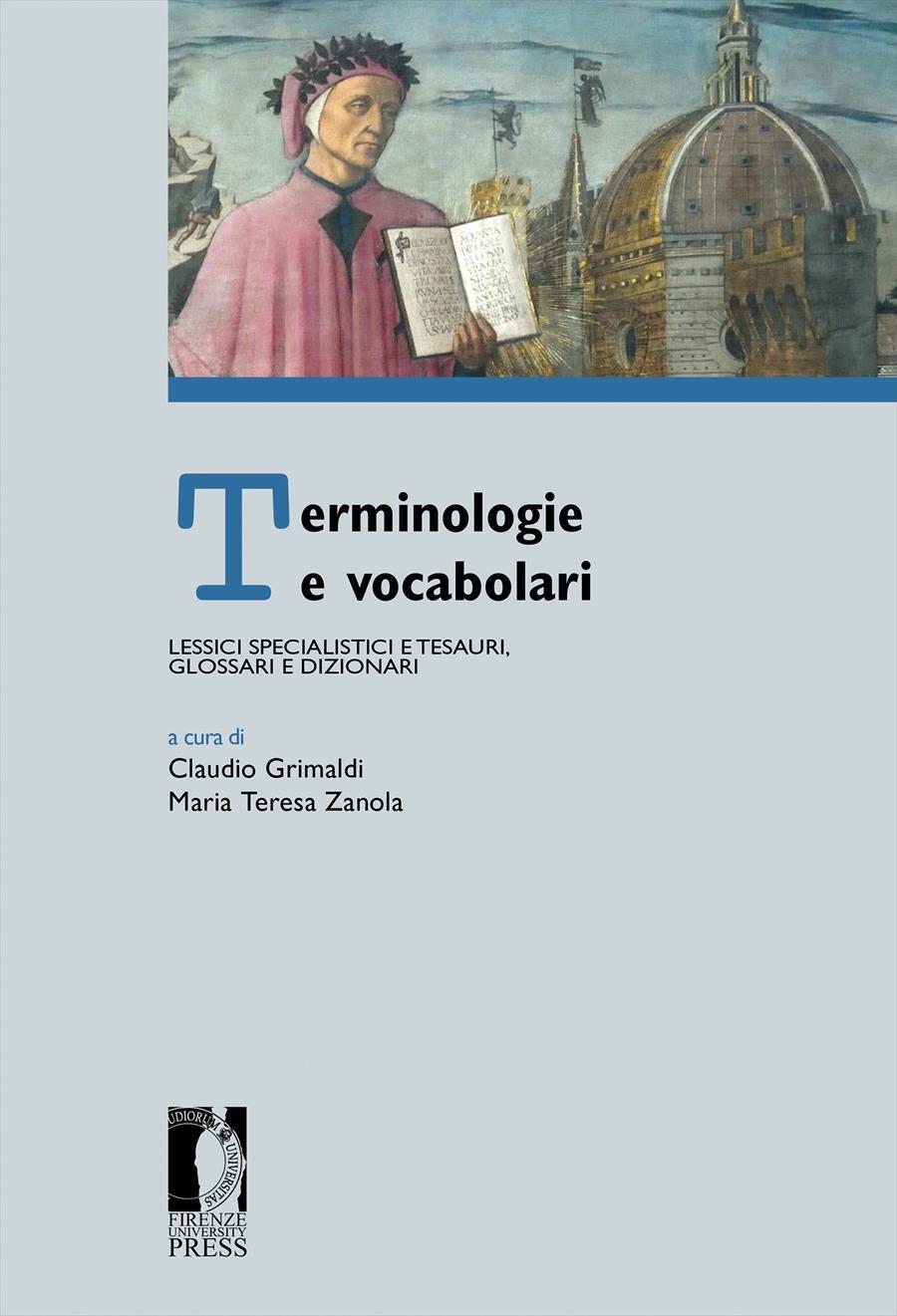 Terminologie e vocabolari