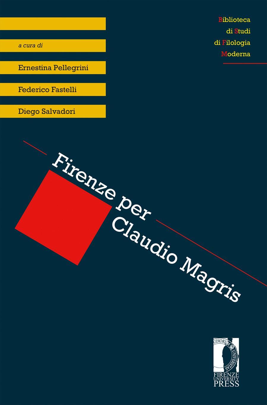 Firenze per Claudio Magris