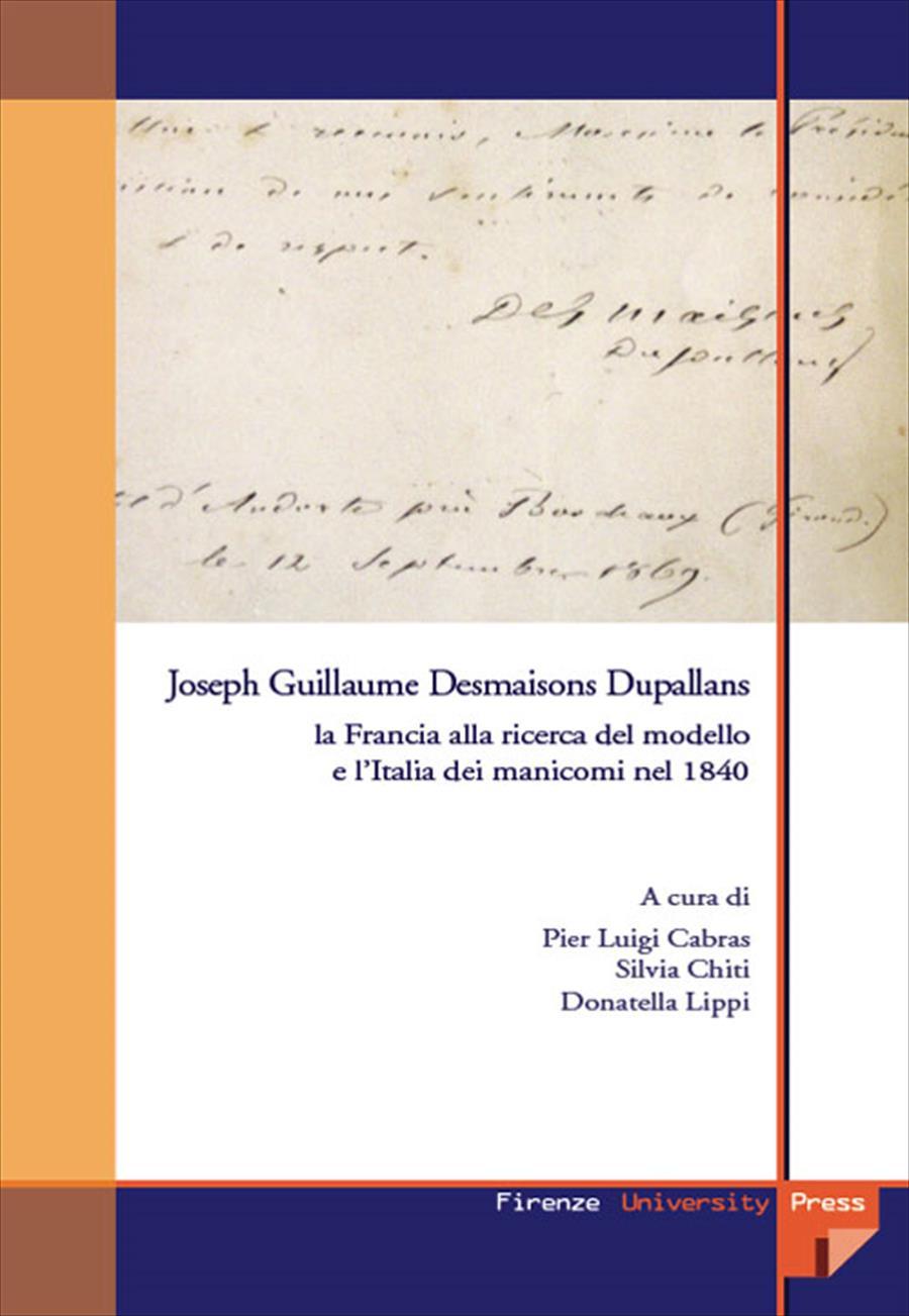 Joseph Guillaume Desmaisons Dupallans