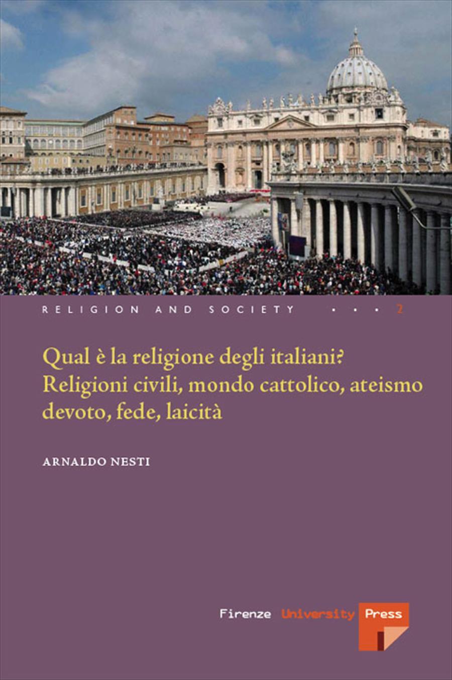 Qual è la religione degli italiani?