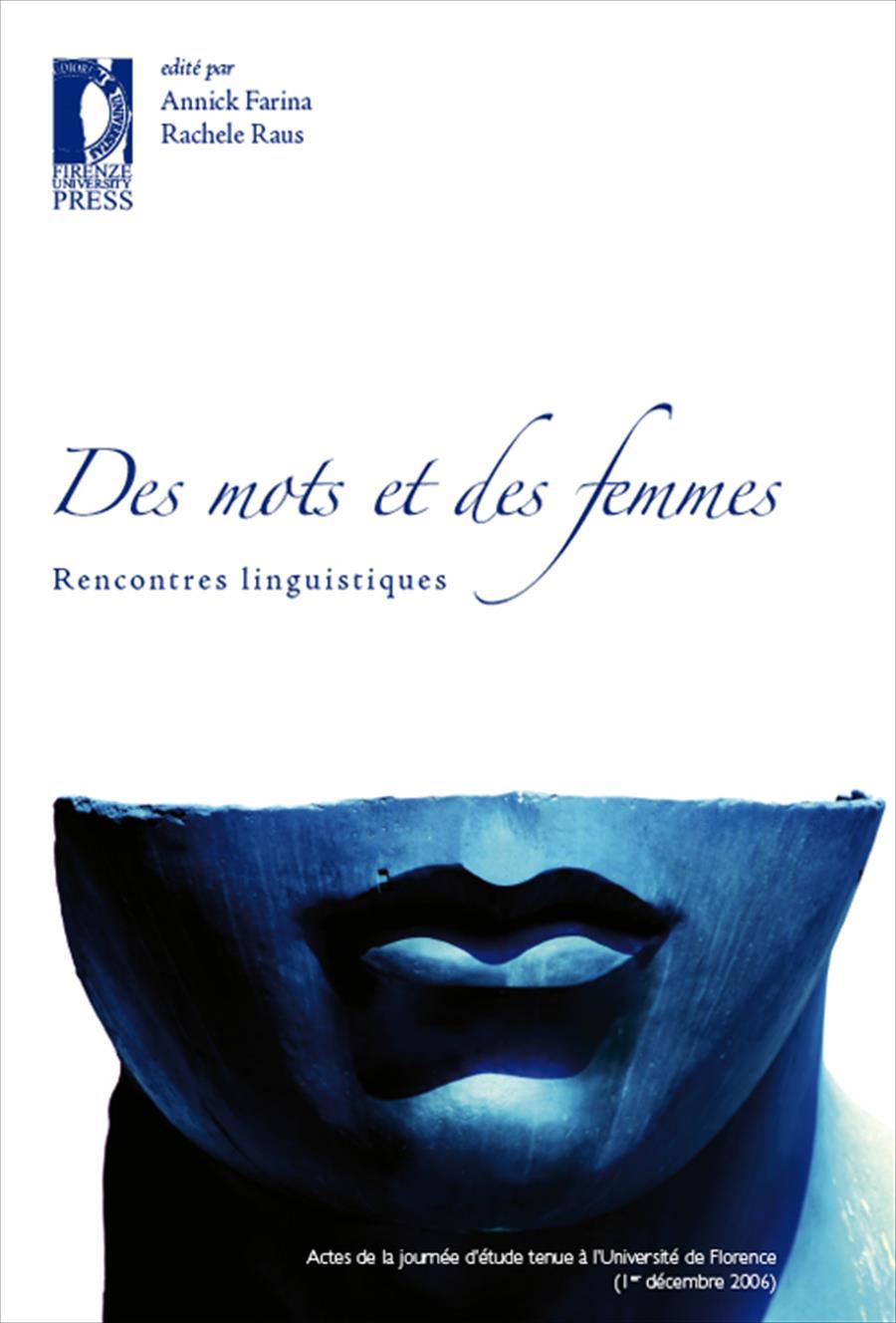 Des mots des femmes: rencontres linguistiques